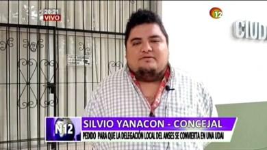 Photo of El concejal Yanacón pide UDAI para Tartagal