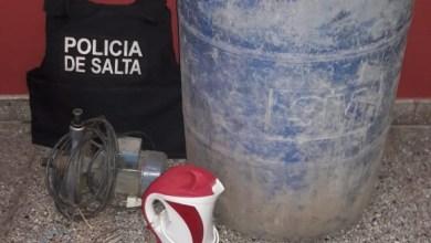 Photo of MOSCONI: Un detenido por el robo a dos viviendas