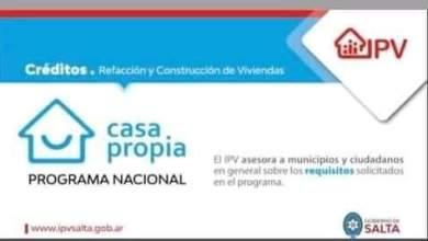 Photo of #Nación reabrió la inscripción para la construcción de viviendas