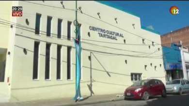 Photo of Casa de la cultura | Por motivos de agenda se suspendió la inauguracion