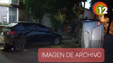 Photo of Tartagal | Una persona lesionada en vuelco de auto