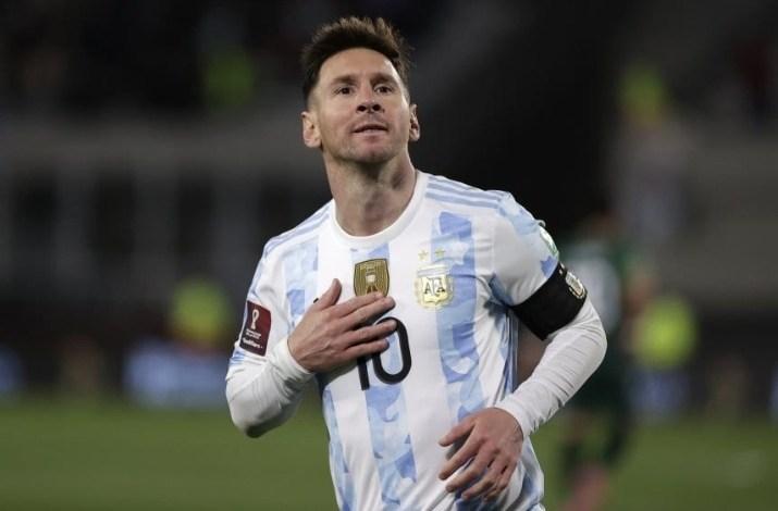 Photo of Eliminatorias Qatar   La Argentina goleó a Bolivia y es escolta de Brasil