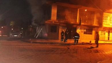 Photo of Salvador mazza | Voraz incendio en autoservicio con solo perdidas materiales y  sin victimas