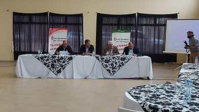 Photo of 🔸️🔹️ Reunión Cumbre en Tartagal por el presupuesto 2022