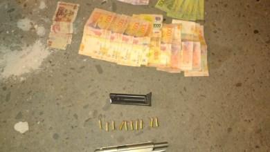 Photo of Policiales| Dos detenidos con armas de fuego y dinero