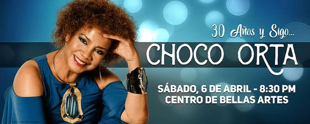 CHOCO ORTA 30 AÑOS DE TRAYECTORIA MUSICAL.