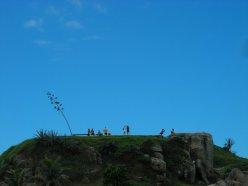 Pedra do Arpoador. 2009