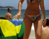 Playa de Ipanema. 2016
