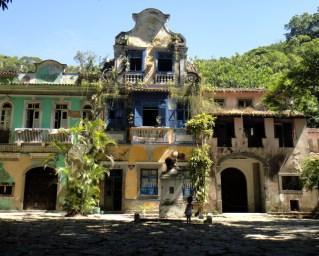 Largo do Boticário, en Cosme Velho. 2014