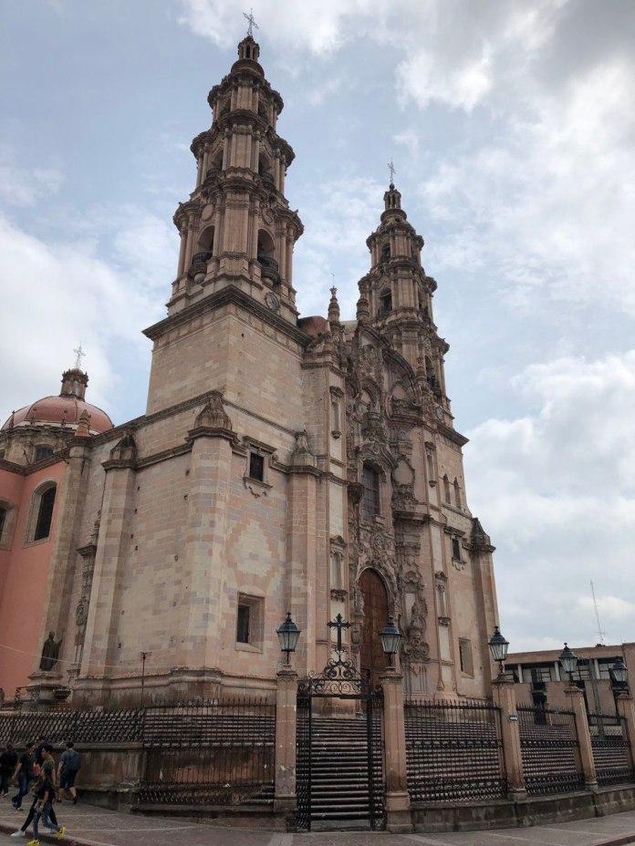 Parroquia de Nuestra Señora de la Asunción, en Lagos de Moreno. Fotografía: Iván Serrano Jauregui