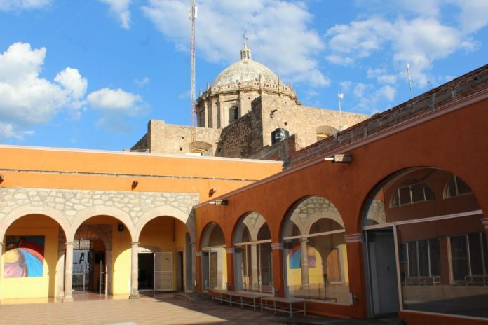 Casa Hidalgo de CUNorte. Fotografía: Iván Serrano Jauregui