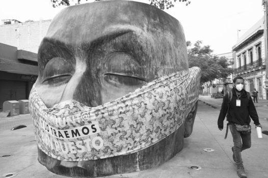 Pandemia. José Hernández-Claire