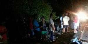 Accidente de tránsito mortal en Nagua
