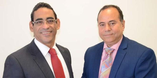 Elías Ruiz y Alberto Caminero