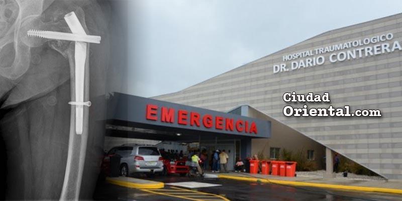 ¿Hay una mafia en el Hospital Dr. Darío Contreras?