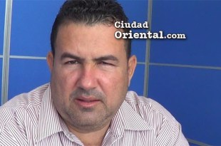 Daneris Santana, vocero regidores del Frente Amplio en el ASDE