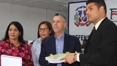 Photo of Manuel Jiménez lleva a la Defensora del Pueblo pruebas fraude electoral