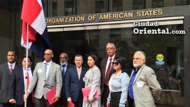 Photo of Manuel Jimenez lleva a la OEA denuncia de fraude electoral en SDE