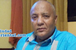 Domingo Batista, presidente del PRM en SDE