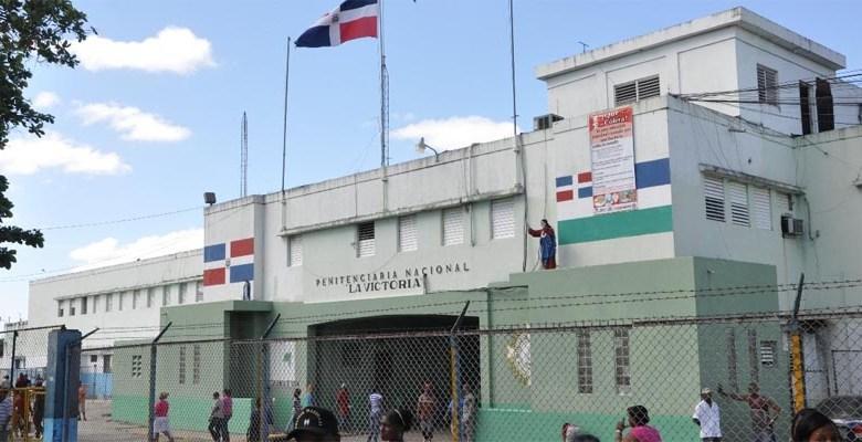 Penitenciaría nacional de La Victoria