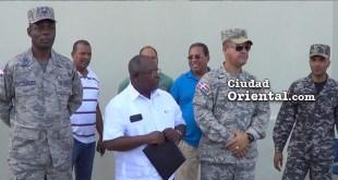 Las nuevas autoridades de seguridad del ASDE son colocada sen posesión por Juan López