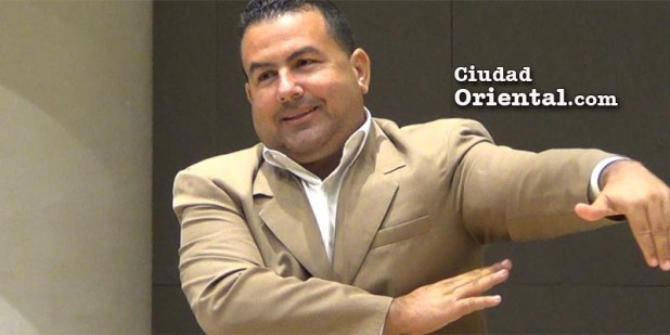 Daneris Santana, Vocero del Frente Amplio