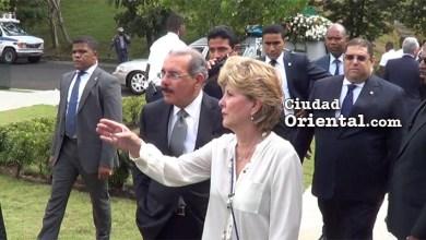 Photo of El presidente Medina llegó al cementerio junto con el cadáver de Richard