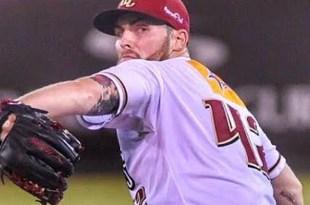 Alex Asher fue el lanzador ganador