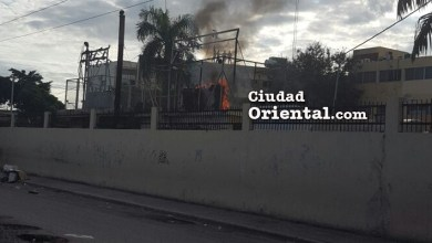 Photo of Fuego en el hospital de Maternidad de Los Mina