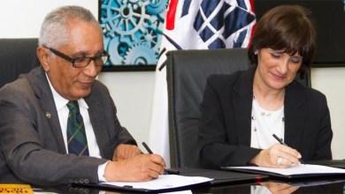 Photo of ITSC firman acuerdo de cooperación con Buckner Dominicana