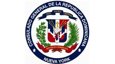 Photo of Consulado dominicano en Nueva York no abrirá los días jueves, viernes y sábado santo