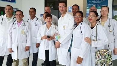 Médicos del Hospital Calventi