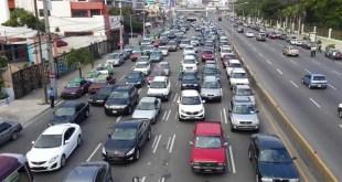 Transito en Santo Domingo