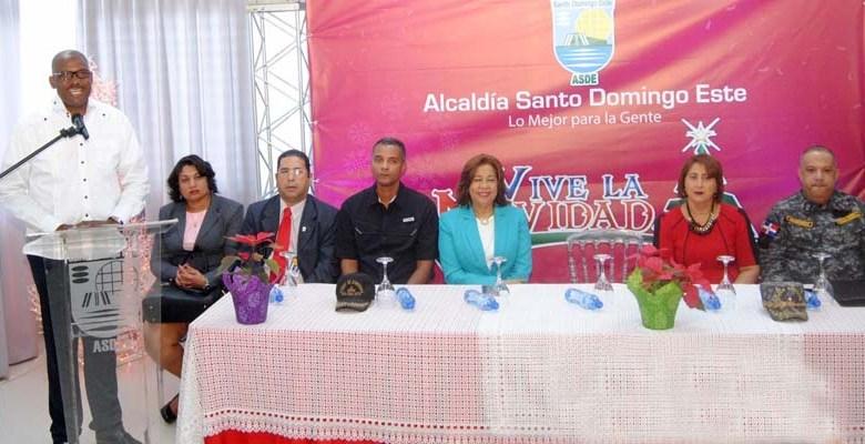 El alcalde Alfredo Martínez anuncia Vive la Navidad
