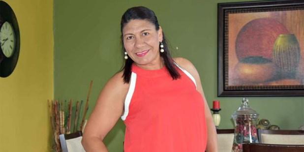 Carmen Suárez ( Foto de Acento.com.do)