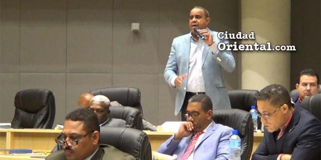 Danilo Mesa durante una de las sesiones