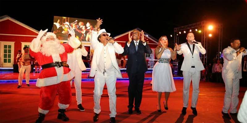 """ASDE instalará segunda versión parque de luces """"Vive la Navidad"""""""