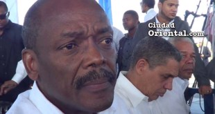 Radhamés Castro, alcalde de Boca Chica