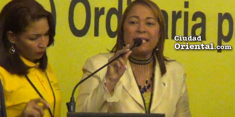 Vídeo - Edita Sandoval es electa Presidenta de la ASODORE