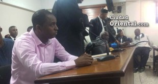 Rafael Lara en la Corte de Apelación