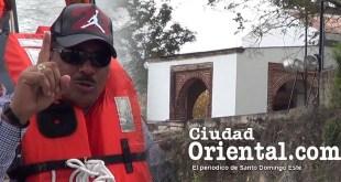 Luis Flores y la Ermita del Rosario