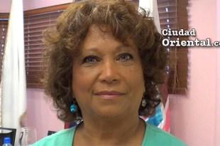 Verónica Freites, instructora de dulas