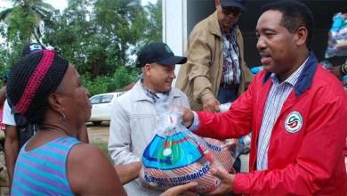 Photo of Gobierno mantiene asistencia alimentaria en zonas afectadas por lluvias