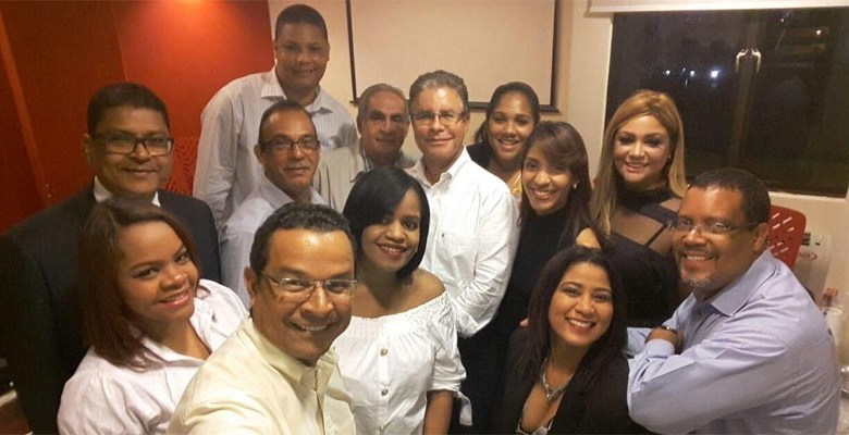 Miembros de la plancha Avance Institucional