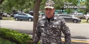 Coronel Tapia que ordenó gasear a los diputados en la PGR.
