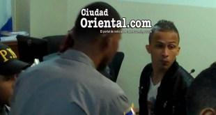 Eudomar Cruz, luego de dictada la sentencia