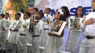 Photo of ¿Qué hacen estos niños y niñas en una reunión  de industriales y comerciantes? + Vídeos
