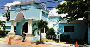Sede del Ayuntamiento de Boca Chica