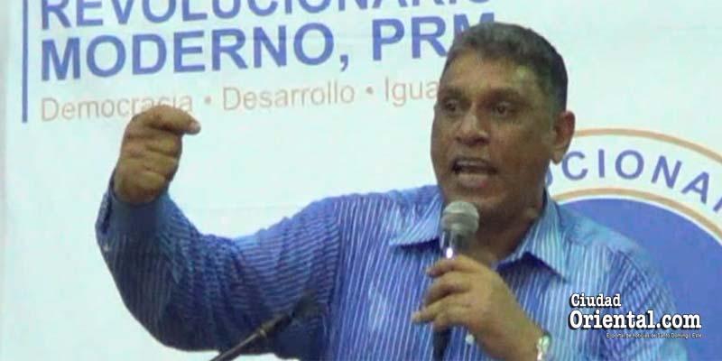 Chu Vásquez revela cómo el PRM enfrentará al Gobierno y al PLD + Vídeo