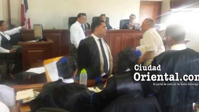 Photo of Chapman y La Tablita sentados de nuevo hoy en el banquillo de los acusados